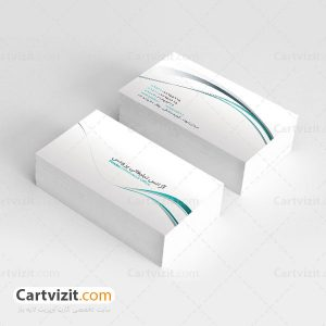 کارت ویزیت شرکت طراحی سایت